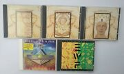 Lot 5 Earth Wind And Fire Cds Rock And Roll 70s 80s Pop Music Hits Columbia