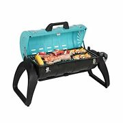 Camplux Tabletop Propane Grill 10000btu Portable Gas Grills With Thermometer ...