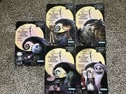 Funko Nightmare Before Christmas Reaction Figures Brand New Unpunched