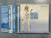 2001 Britney Spears Live From Las Vegas Taiwan Ltd Vcd W/obi Baby One More Time