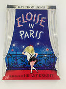 Eloise In Paris 1957 Edition Hardcover Book Good Condition