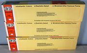 Con Cor Superliner Phaze Iv Coach/baggage Amtrak Set Of 3 Trains Mint In Box