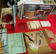 Vintage 1974 Mego Planet Of The Apes Village Fold Out Playset Boxed