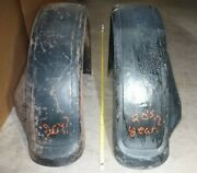 Nos Gm 20and039s Chevrolet Passenger Car Or Truck Rear Fender Pair - Not Perfect
