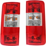 For Ford Transit Connect Tail Light 2010 11 12 2013 Lh And Rh Pair/set Fo2800225