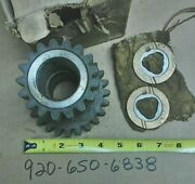 Nos Gm Dana P2j92 4x4 Differential Gear Bronco Blazer Jeep Front Axle Chevy Ford