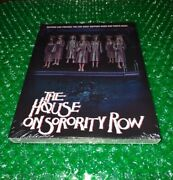 The House On Sorority Row Blu-ray Limited 2 Disc Very Rare Slipcover Oop New