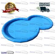 26x13ft Commercial Inflatable Pool For Walking Ball With Air Pump
