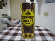 Super Clean Drewrys Draft 16 Oz Ss Pull Tab Beer Can Associated 3 Cities 149/5