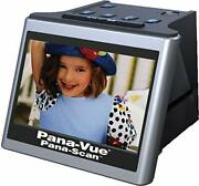 Converting The Pana-vue Pana-scan Slide And Film Scanner 35 Mm 110 126 Slides And Ne