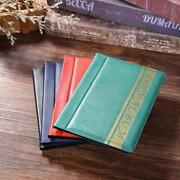120 Pockets Coins Album Collection Book Commemorative Coin Storage Holders Us