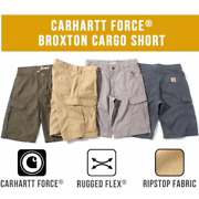Mens 103543 Force Broxton Cargo Shorts Choose Size And Color