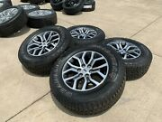 18 Ford F-150 King Ranch Tremor 2021 Oem Rims Wheels 95032 2020 Expedition New