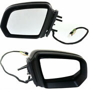 For Mercedes-benz Ml350/ml550/ml63 Amg Mirror 2009 2010 Lh And Rh Pair Paintable