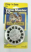 Viewmaster Chip And039n Dale Reels Disney Rescue Rangers 1989