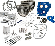 S And S Cycle Black 585ge Power Package 330-0669