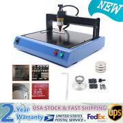 400w 110v Metal Cnc Electric Marking Machine Dot Peen 30x20cm For Number Letter