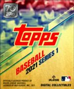 2021 Topps Series 1 Nft Premium Pack Mlb Digital Collectables
