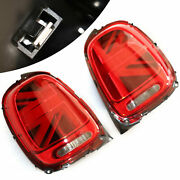 Pair 2 Led Tailights Fit For Mini Cooper F55 F56 F57 2014-2018 Left And Right