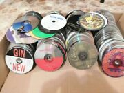 Lot Of 100 Music Cds - Pop Rock Indie Demo Dj - Discs Only - Free Shipping