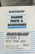 New Oem Mercury Quicksilver Shift Spool Assembly 19755a2 19755