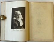 Julia Ward Howe's Biography Compilation Of Her Life And Work Includes Feminist 1st