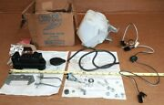 Nos Gm 1962 Chevy Impala Delco Power Sweep Windshield Wiper Washer Accessory Kit