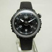 Bomberg Watch Ct43apba.25-1.11 Bb-01 Automatic Catacombs Ss Pvd Mens 43mm