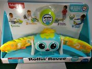 Fisher-price Rollinandrsquo Rovee Learning Toy New