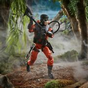 """G.i. Joe Classified Gabriel """"barbecue"""" Kelly Action Figure Pre Order Us Seller"""