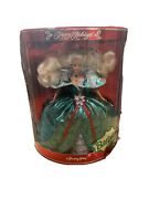 1995 Happy Holidays Barbie Special Edition Sealed Never Opened Or Displayed