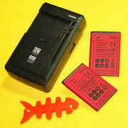 High-performance 2x 1070mah Durable Battery Charger For Samsung Gusto 3 Sm-b311v