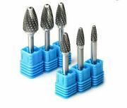 Fx Type Head Tungsten Carbide Rotary File Tools Drill Milling Carving Bits