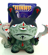 Dunny 3 2009 Series Andy Bell Servant Of Kali Chase / Kidrobot Toy Vinyl