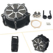 Cnc Air Cleaner Kit Fit Harley Sportster Xl1200 Xl883 Iron 883 48 72 1991-2019