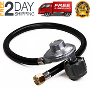 2 Feet Propane Gas Hose And Regulator Replacement For Weber Char-broil Bbq Grill