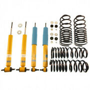 Bilstein B12 For Ford Mustang 15-20 Suspension Kit Front And Rear