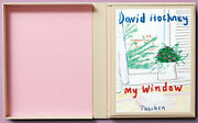David Hockney My Window Collectorand039s Edition Limited To 1000 Copies Signed