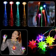 Mibote 67pcs Led Light Up Toys Party Favors Glow In The Dark Party Supplies For