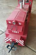 G Scale Usa Trains Njc New Jersey Central 1061 Engine Switcher