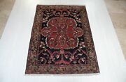 6and039 4 X 4and039 8 Collectible Antique Tribal Area Rug