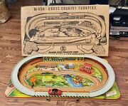 Vintage 450 Cross Country Turnpike Ranger Steel Products Corp Original Boxandnbsp