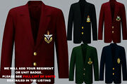 Units A To D Army Royal Navy Air Force Marines Regiment 2 Button Blazer To 52