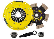 Act Clutch Kit-gt, Ohv, Natural Advanced Clutch Technology Fm1-hdg6