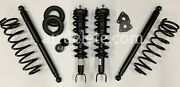 2013 - 2018 Ram 1500 Air Suspension Removal And Coil Spring Conversion Kit