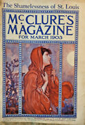 Mcclure's March 1903 Antique Magazine Standard Oil Co. Will H Low Locomotive