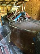 Classic Boat Projectparts 1964-65 Century Resorter- Can Help Load With Loader