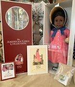 Addy Walker American Girl Doll And Accessories 35th Anniversary Collection New