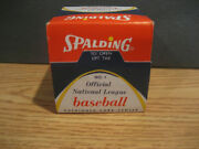 Charles Feeney 1970's Official National League Baseball New In Box