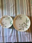 Franciscan China Pottery Dinnerware Appleton 8 Dinner Plates And 8 Salad Plates